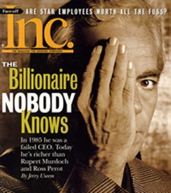 Inc. Magazine Billionaire Nobody Knows